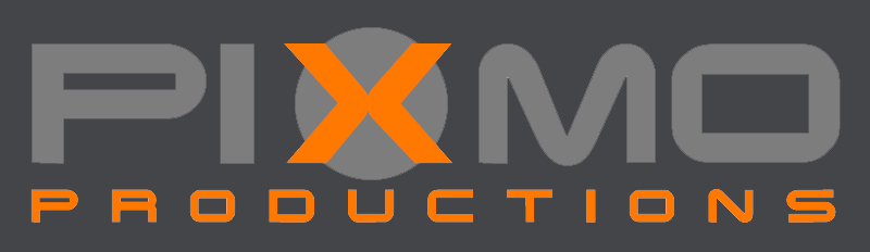 PIXMO PRODUCTIONS Logo